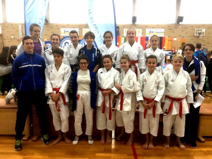 Karate- und Kobudo-Turnier in Burgkirchen / 16.11.2019